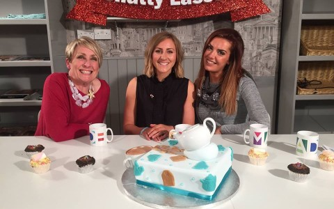 Chatty Lasses LIVE on Made in Tyne and Wear TV!