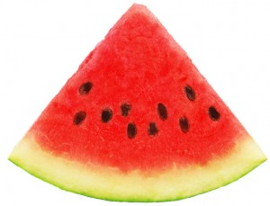 isolated-slice-of-watermelon