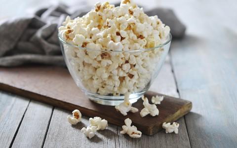 A Healthy Popcorn Recipe
