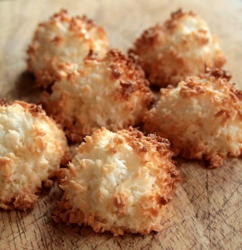 Coconut Haystack Recipe