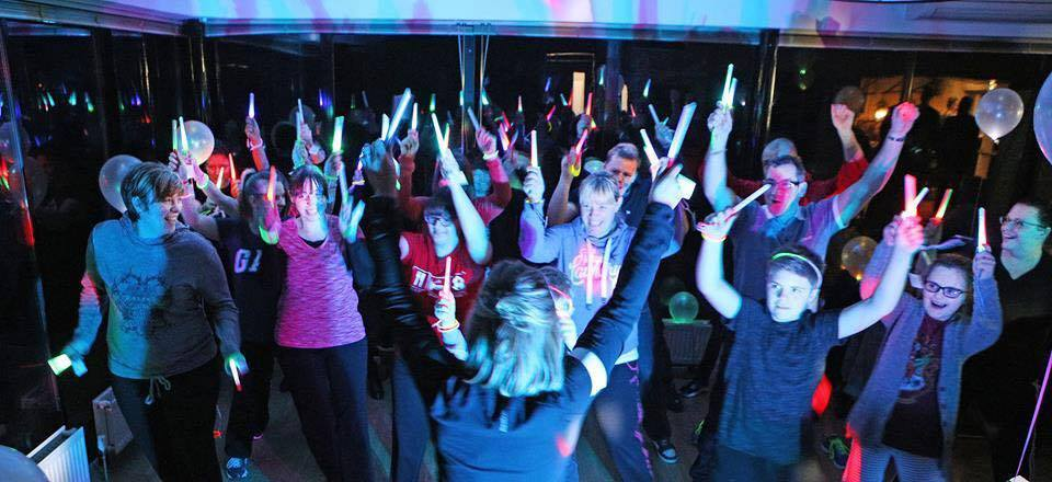 Good To Glow: The School Disco, Sunderland Fitness