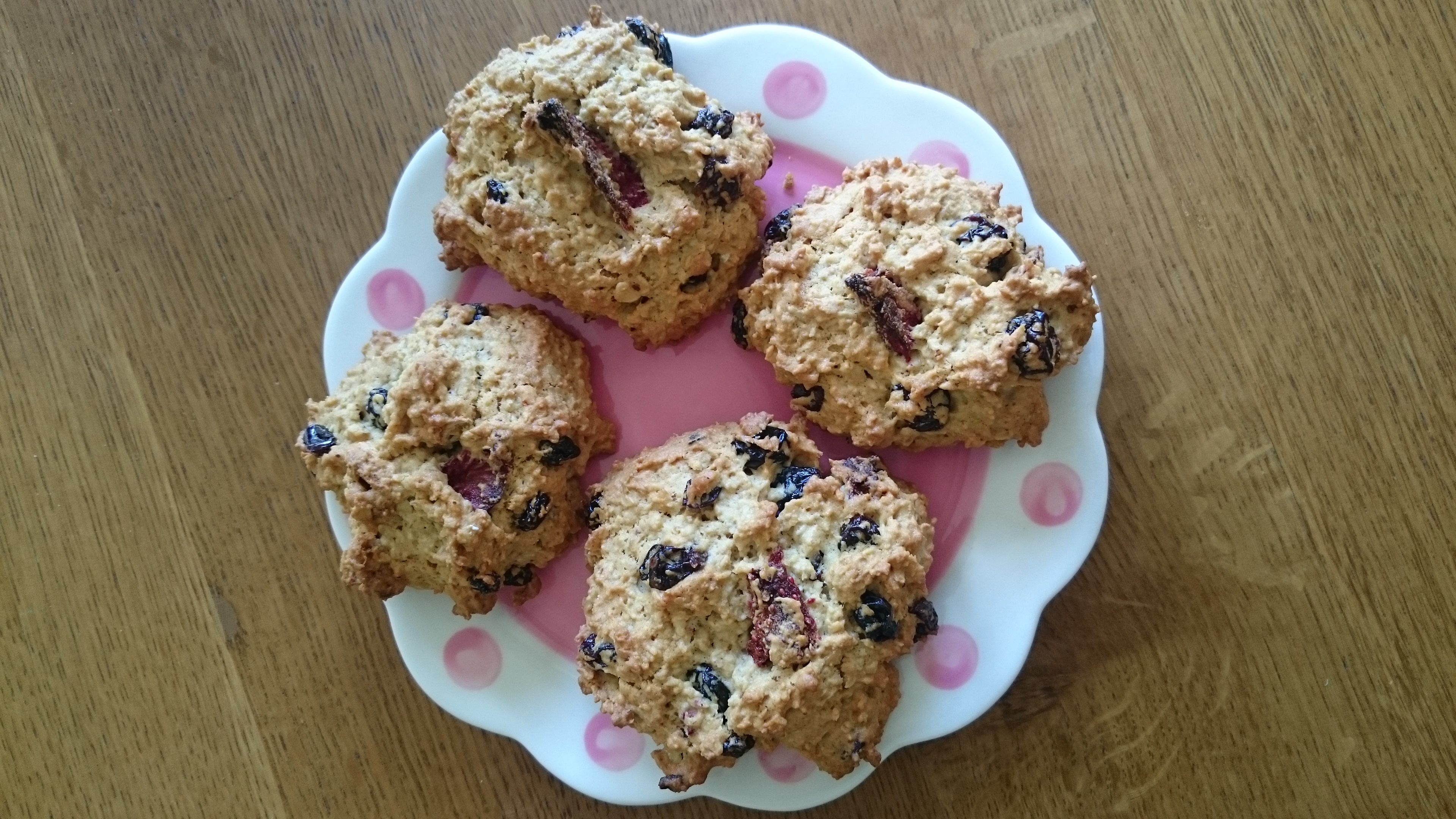 Healthy Oaty Biscuit Recipe with Nothing But Snack