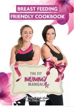 Breast Feeding Friendly E-Cook Book