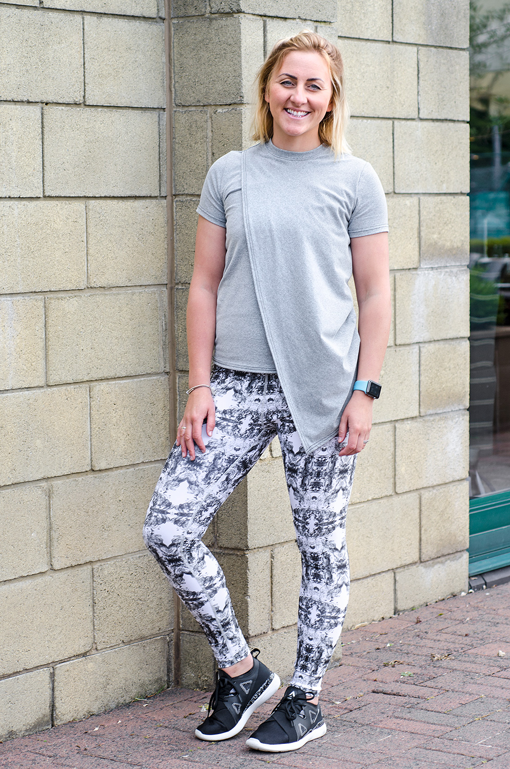 Printed Legging: Extra Large