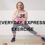 3e, everyday, express, exercise