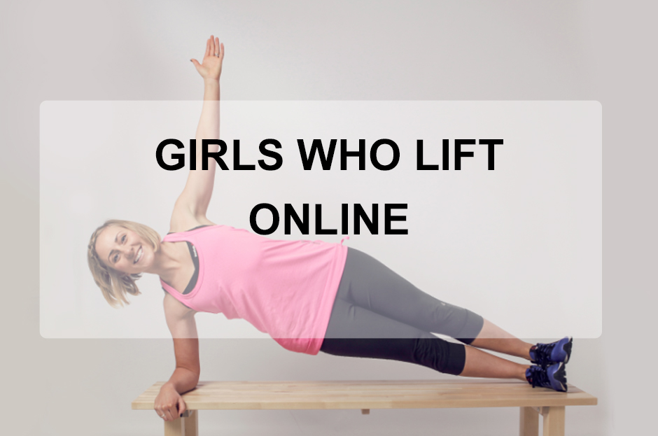Girls Who Lift Online