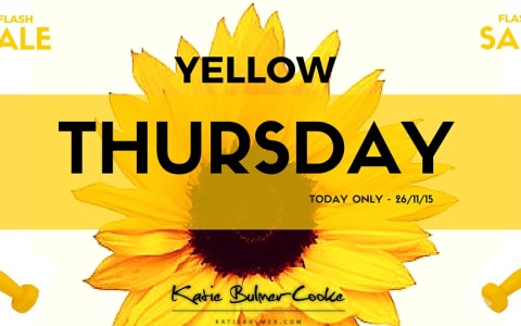 Yellow Thursday!