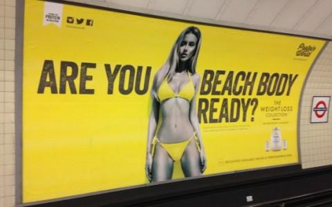I Don't Want To Be 'Beach Body Ready'