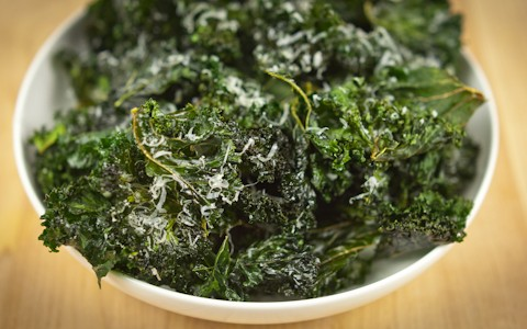 Healthy Kale Crisp Recipe