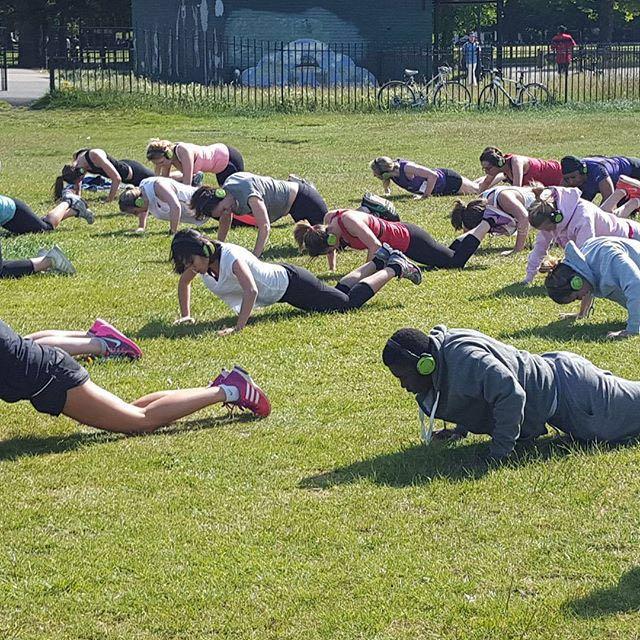 wireless fitness class sunderland