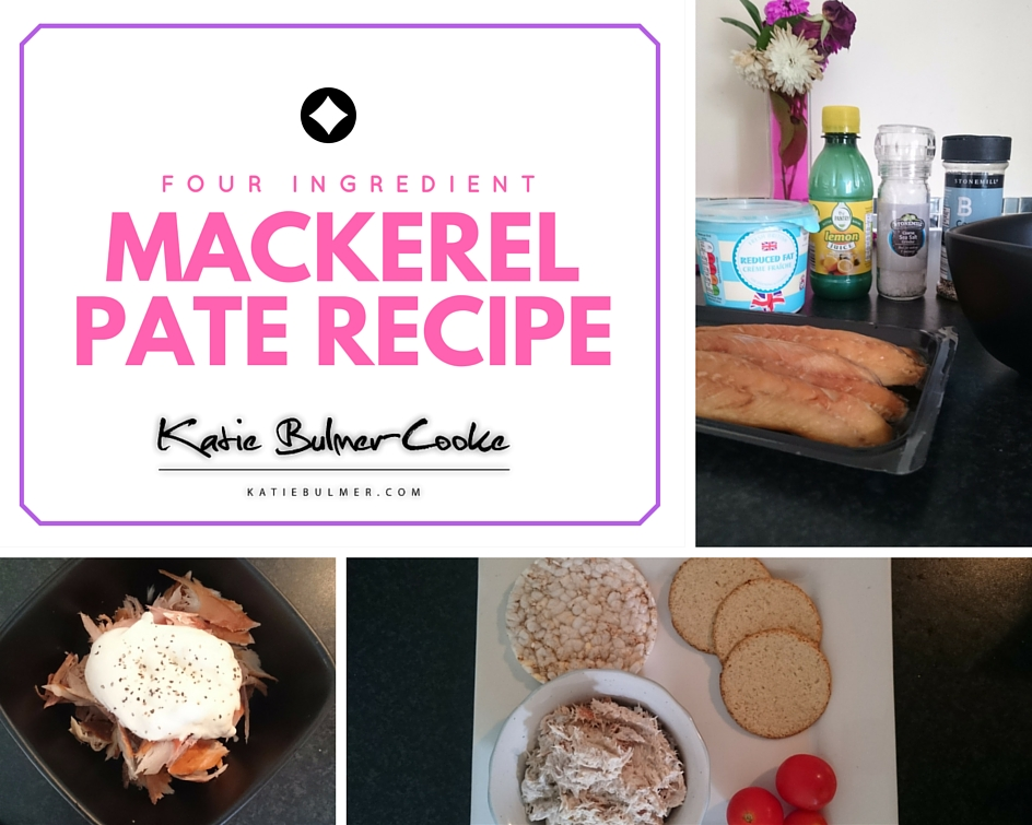 Healthy Mackerel Pate Recipe