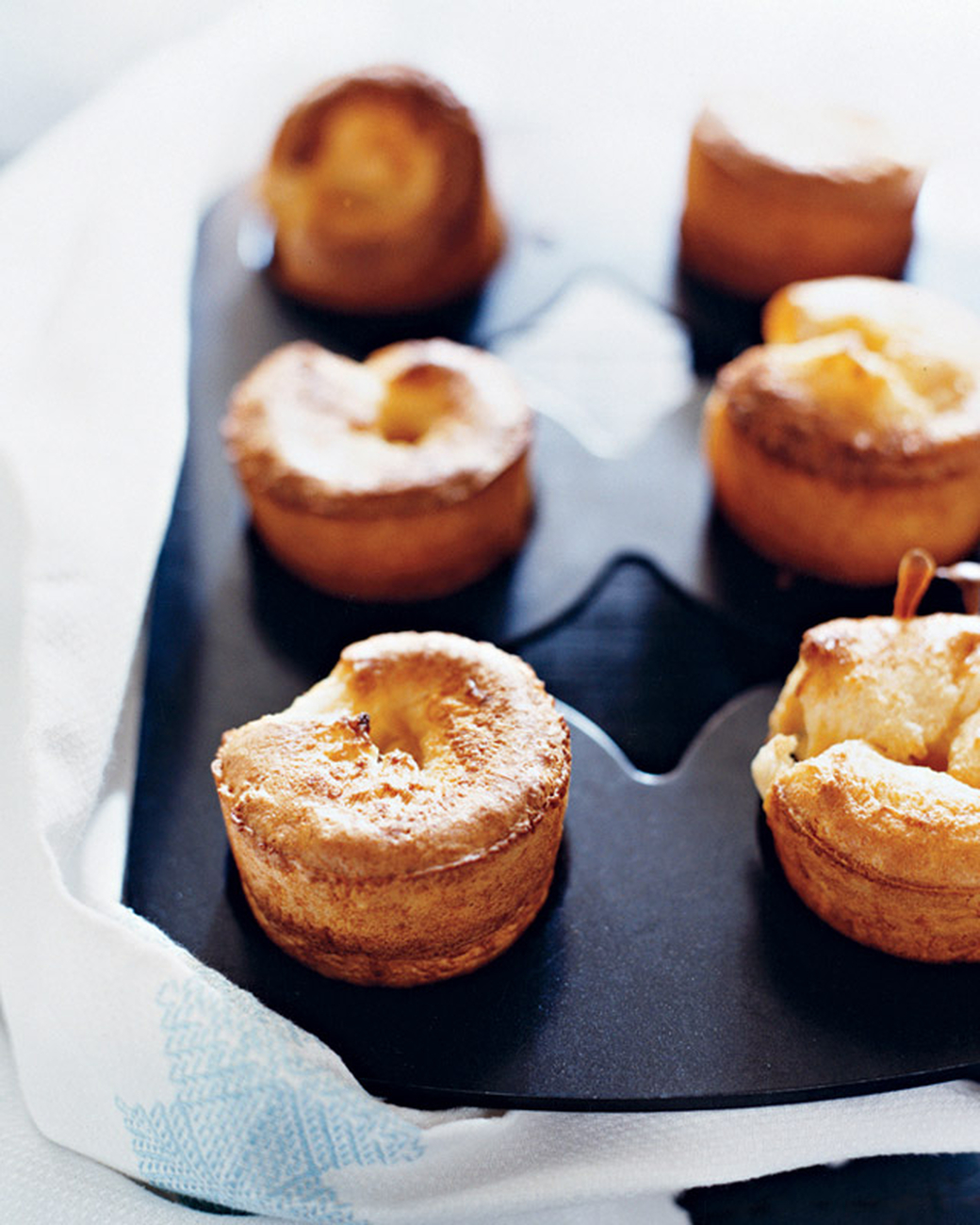 Clean Eating Yorkshire Pudding Recipe
